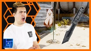 MasterOv - Capture the flag KNIFE ONLY - Call of Duty | Legends of Gaming