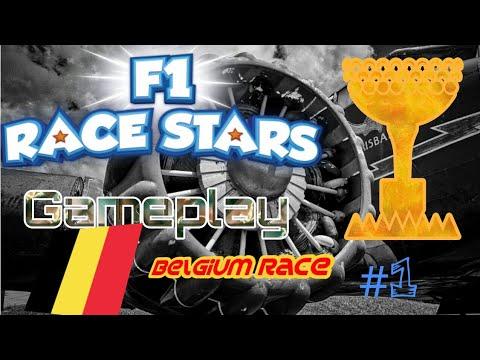 F1 Race Stars : Ep 1/12 Race in Belgium  