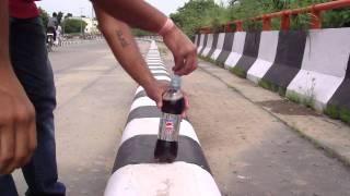Diet Pepsi-Mentos Experiment
