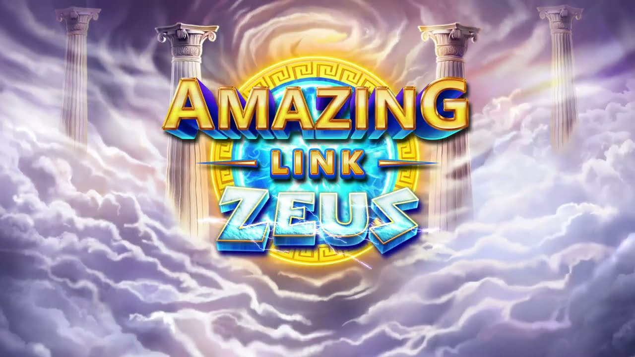 Amazing Link Zeus  Slot Play Free ▷ RTP 96.3% & High Volatility video preview