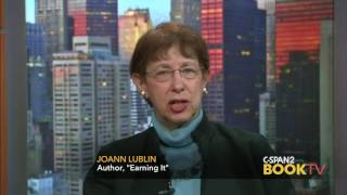 "After Words: Joann Lublin, ""Earning It"""