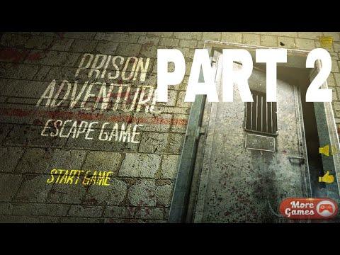 Escape Game Prison Adventure Part 2 Walkthrough Youtube