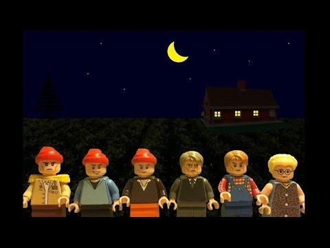 The Julekalender I LEGO