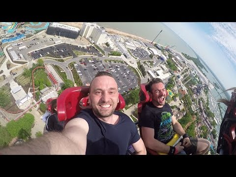 Top Thrill Dragster@Cedar Point 2017