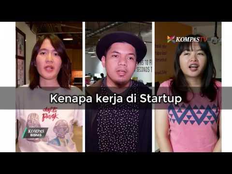 Startup Tarik Minat Investor & Pencari Kerja Muda