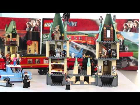 Poudlard Potter Les Entrez L'univers Harry Dans Lego Et Avec mN80wn