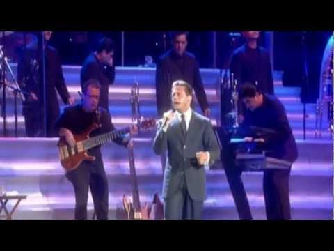 Luis Miguel - Entrégate HD - (3 de 15 - VIVO) - Medley 1