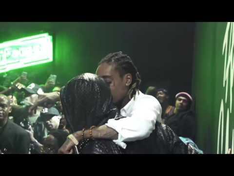 Wiz Khalifa & Raven Felix