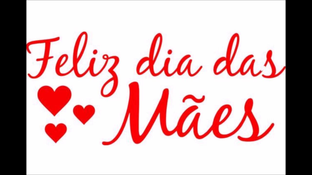 Feliz Dia Das Mães Mensagem Voz Feminina Mãe Fábio Junior Dia