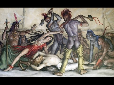 The Rape of Pocahontas: Did We Eviscerate the Native Americans?