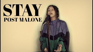 """Post Malones Sister Sings """"Stay"""" by Post Malone"""
