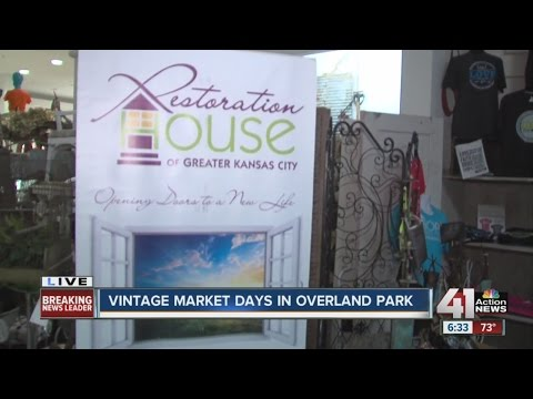 Vintage Market Days of Overland Park