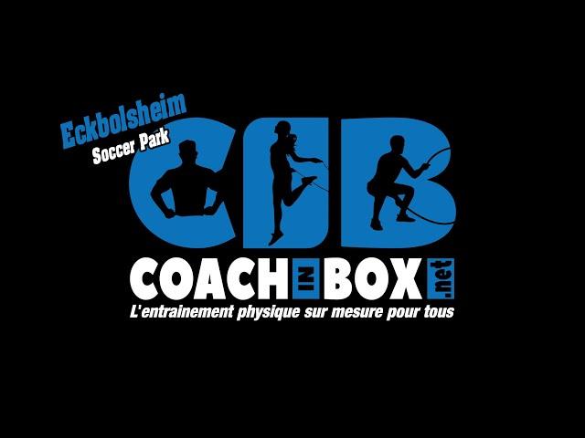 Coach in Box, salle d'entrainement physique sur mesure