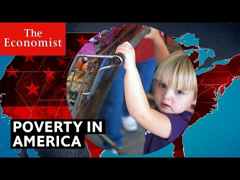 Mapping poverty in America | The Economist