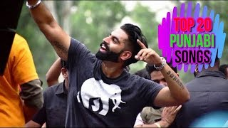 top 20 punjabi songs one hour non stop music
