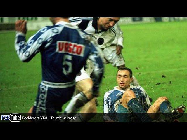 1997-1998 - Jupiler Pro League - 25. Racing Genk - Club Brugge 3-0