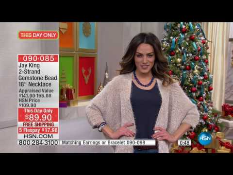 HSN | Mine Finds by Jay King Jewelry Gifts 11.30.2016 - 09 PM