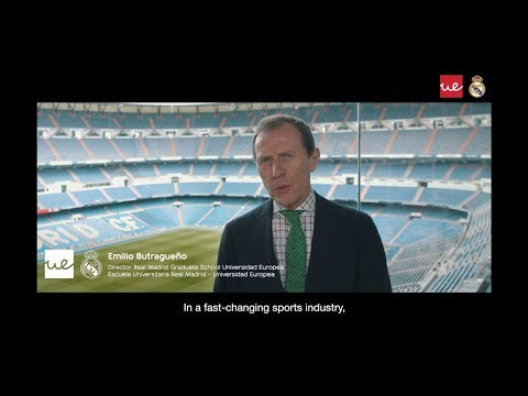 Global Executive MBA In Sports Management - Real Madrid Graduate School - UE