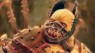 Shadow of War - TRIBES Gameplay Terror/Machine/Warmonger/Mystic