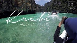 Krabi Adventure 2017 - Ira Ali Vlogs