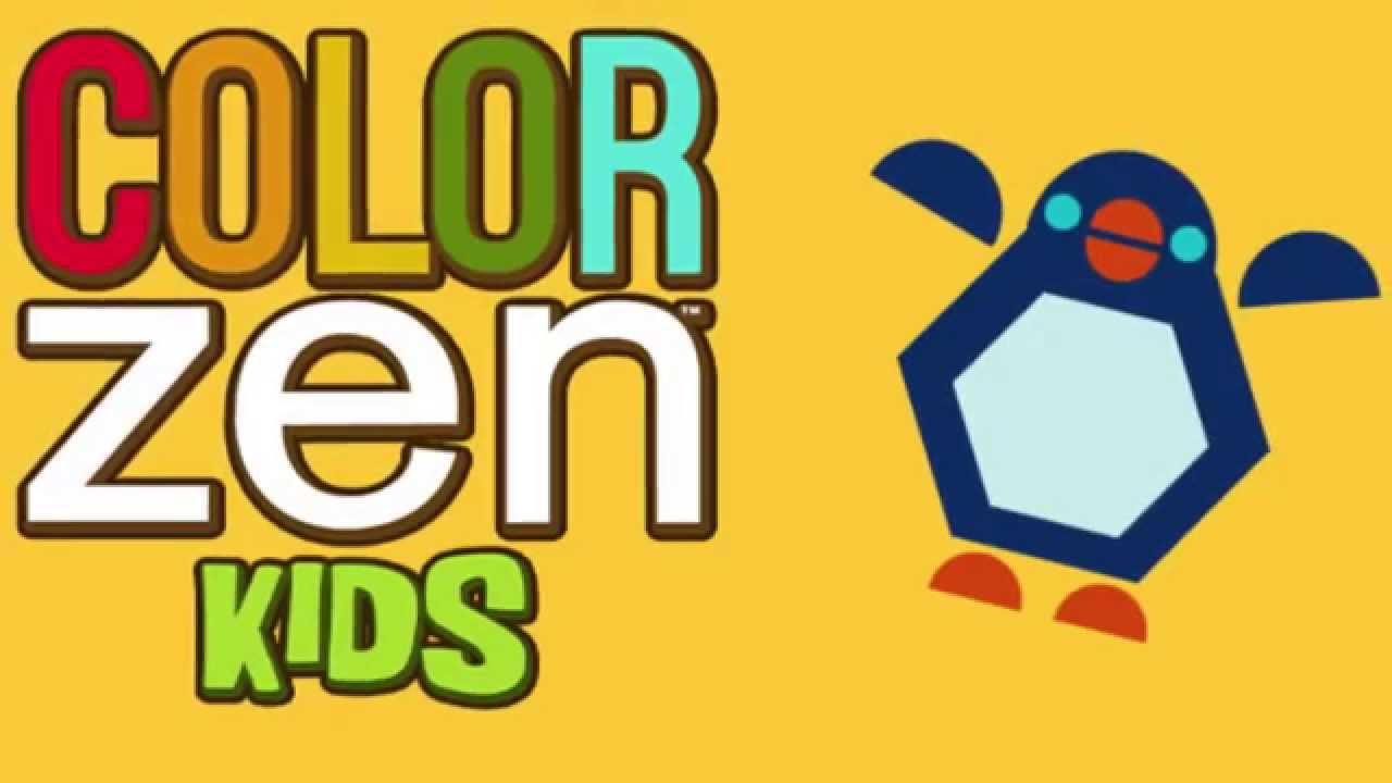 Colour zen review - Color Zen Kids Official Trailer Nintendo Wii U 3ds