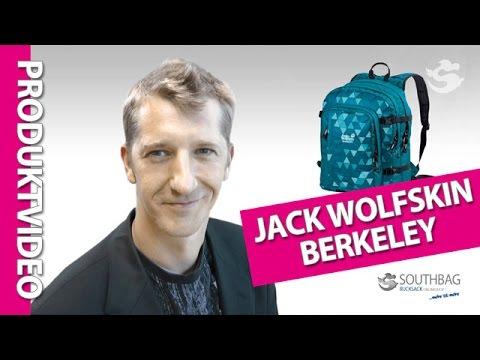 Jack Wolfskin Rucksack Berkeley - Produktvideo