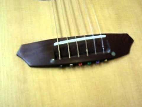 offset soundhole guitar