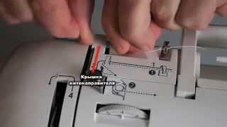 Электронная швейная машина Brother ML-750(Данную модель можно приобрести здесь http://shpulka.com.ua/ Доставка по всей Украине!, 2014-06-25T09:19:47.000Z)