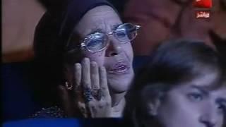 تعالي اقبل وجهك كاظم الساهر في اخر حفل له في ليالي التلفزيون المصري