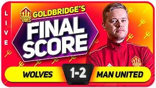 GOLDBRIDGE! Wolves 1-2 Manchester United Match Reaction