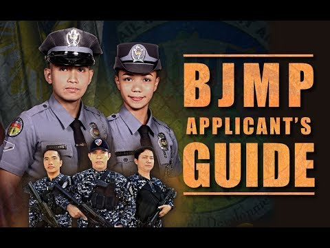 BJMP JO1 Applicants' Guide