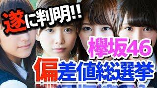 【流出!】欅坂46 出身校&偏差値ランキングBEST20【偏差値総選挙】 thumbnail