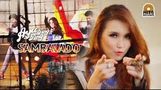 Video Ayu Ting Ting - Sambalado [Official Lyrics Video] download MP3, 3GP, MP4, WEBM, AVI, FLV Oktober 2017