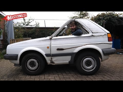 VW Golf Extreme makeover: RollGolf 2.0 #2