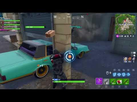 We Destroyed Tilted Towers (Fortnite)