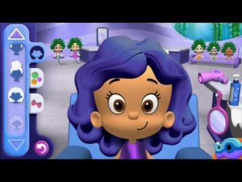 Гуппи и пузырики огромная коллекция игр серия 5 детям и малышам