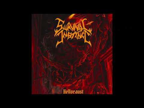 Survival Instinct - Hellocaust (Full Album, 2017)