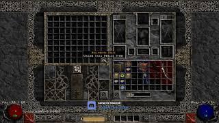 Abrindo Hephasto's Hack Chest - Diablo 2 Evolution
