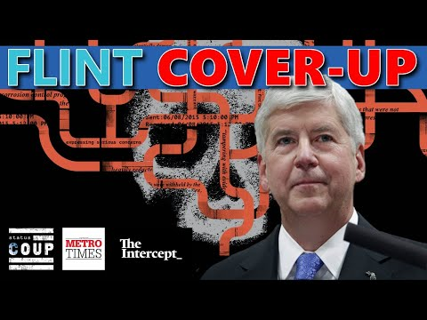 """Governor Snyder """"Must Be Held Accountable"""": House Oversight Committee Reacts to Flint Water Crisis Cover-Up Bombshell Showing Top Snyder Administration Officials' Phones Were Erased and Altered"""