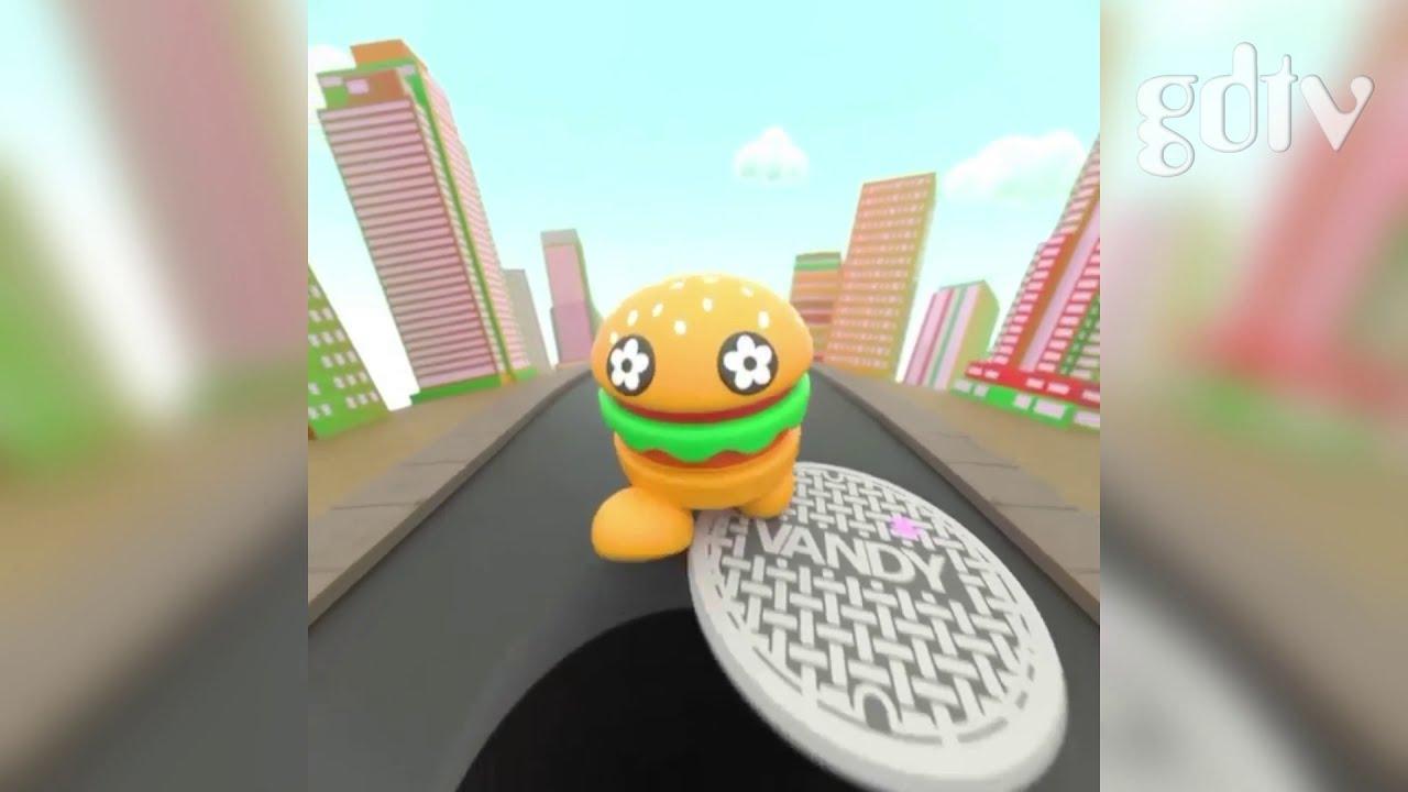 VANDY Manhole Rug [Animated by Cattyum]