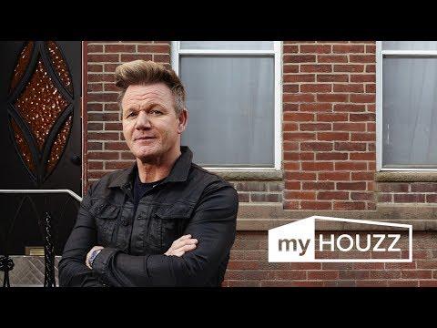 My Houzz: La sorpresa del chef Gordon Ramsay a su mejor empleada