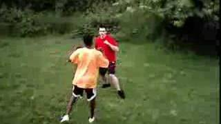 Kevin Allen Gets His Ass Whooped