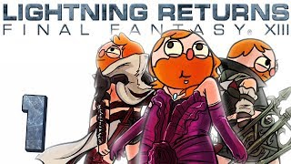 Lightning Returns: Final Fantasy XIII-3 [Part 1] - The End Begins