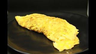 Das perfekte Omelette in Echtzeit - das muss jeder mal machen