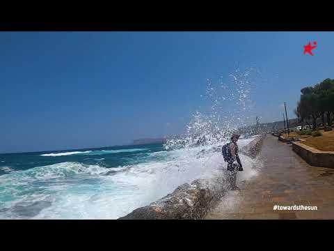 Crete and Rhodes  Joyful Greek islands!