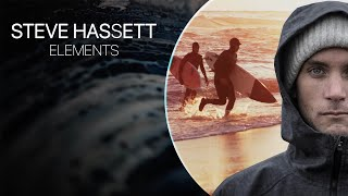 Cold Water Surfing With Pro - Steve Hassett | ELEMENTS