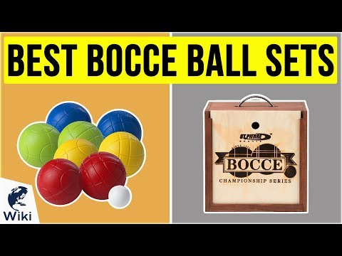 10 Best Bocce