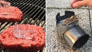 The final BBQ of the season 🔥🔥🔥Make these recipes before you put the grill away 🥩 🍆🍗
