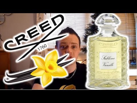 Creed Sublime Vanille Fragrance Review Youtube