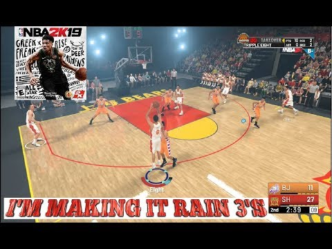 NBA 2K19 Prelude Game Play (Part 2)